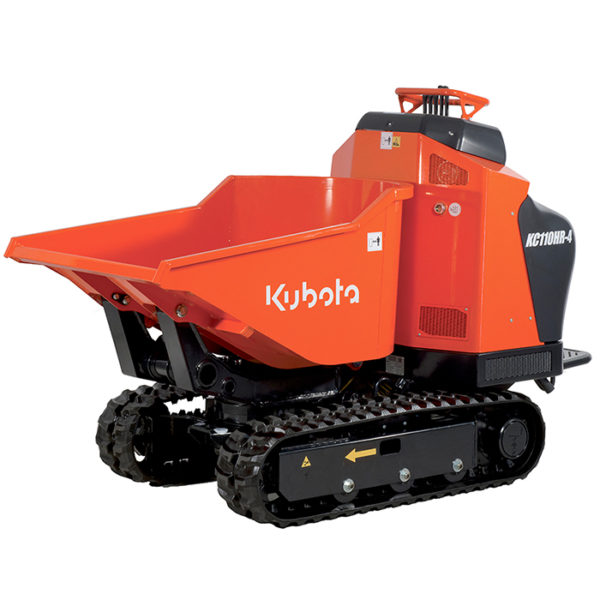 Kubota KC110HR 4