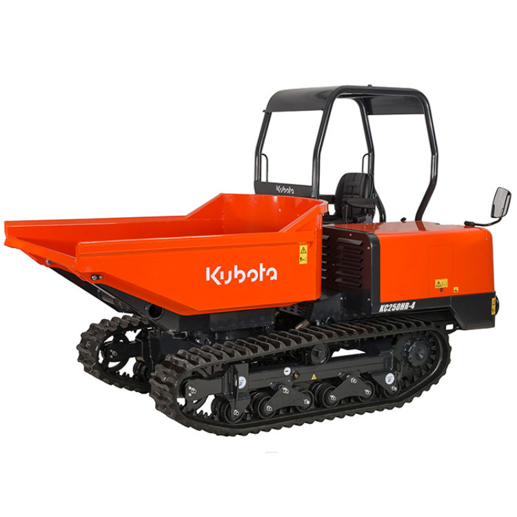 Kubota KC250HR 4 1