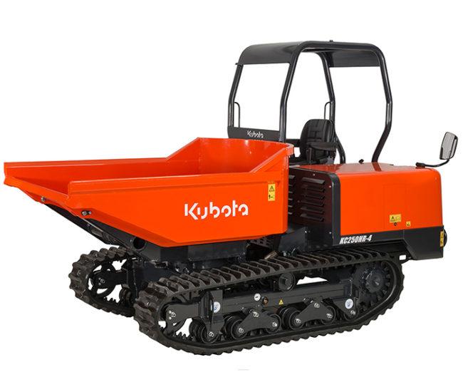 Kubota KC250HR 4