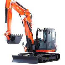 KX080-4a  (8,2 ton)