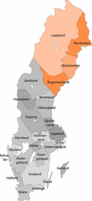 VÅRT SÄLJDISTRIKT AV -NYA- KUBOTA