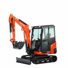 KX027-4 (2,6 ton)